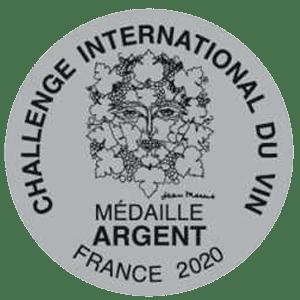 Challenge Internacional du Vin - Argent