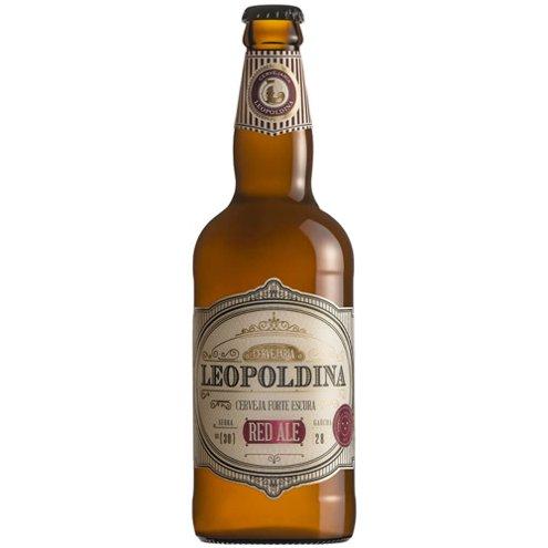 Cerveja Red Ale Leopoldina 500ml