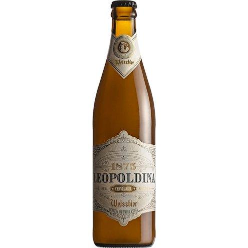 Cerveja Weissbier Leopoldina 500ml