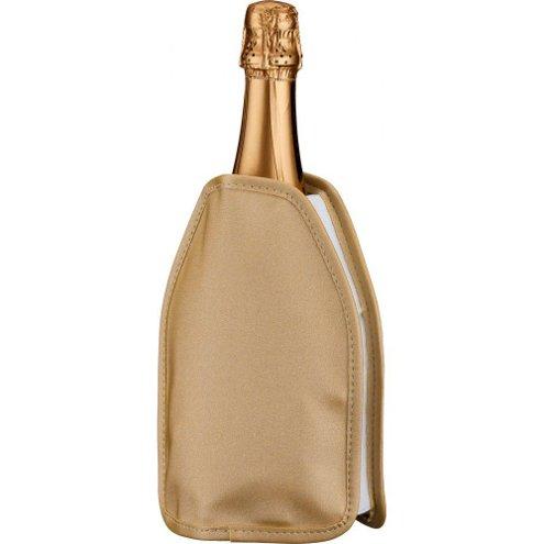 Cooler Térmico Boccati (Bolsa Térmica com Gel) - Dourado