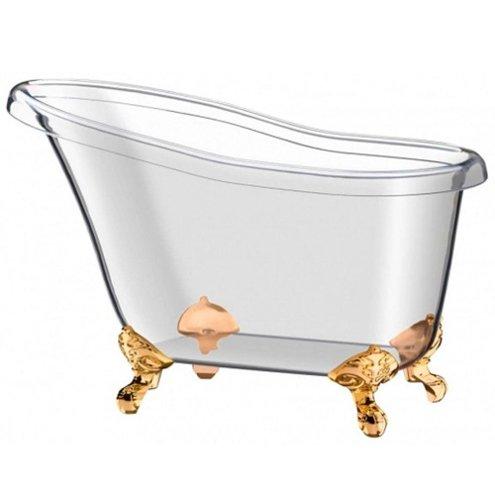 Champanheira Banheira Suprema - 4 Garrafas - Transparente
