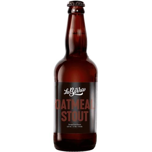 Cerveja Oatmeal Stout La Birra 500ml