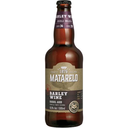 Cerveja Barley Wine Matarelo 500ml