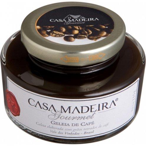 Geleia Gourmet de Café Casa Madeira 220g