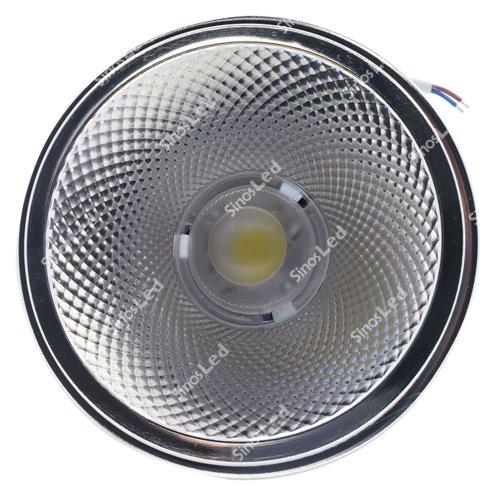 LÂMPADA LED AR111 10W BRANCA FRIA