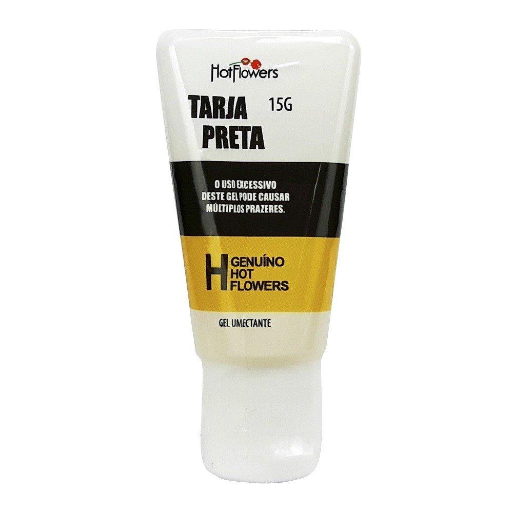 Tarja Preta Gel Excitante Picante Hot...