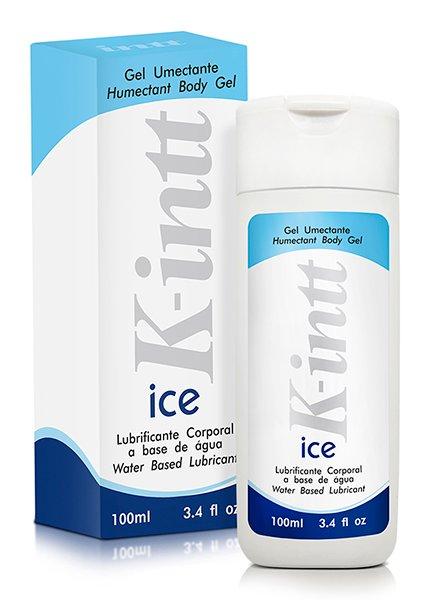 K-Intt Ice Gel Lubrificante Íntimo 100...